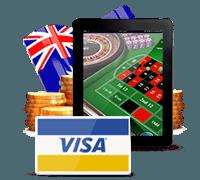 Visa cards for online gambling laumeier casino st