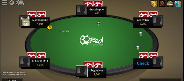 32 Red Casino Review