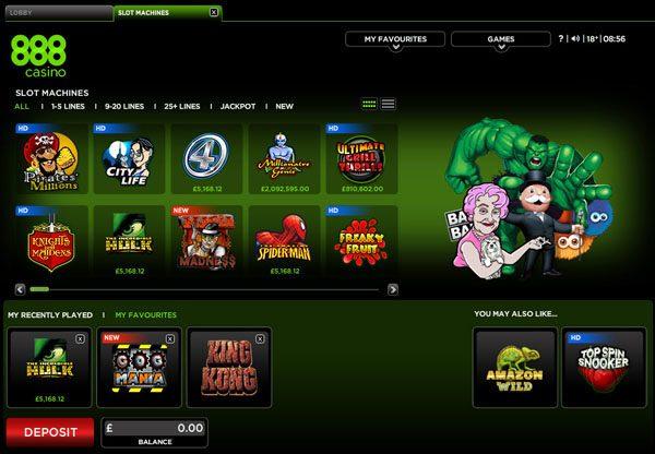 888 casino slot machines игровые автоматы игра скалолаз играть бесплатно