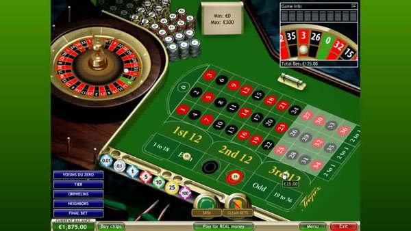 Play French Roulette Online at Casino.com Australia