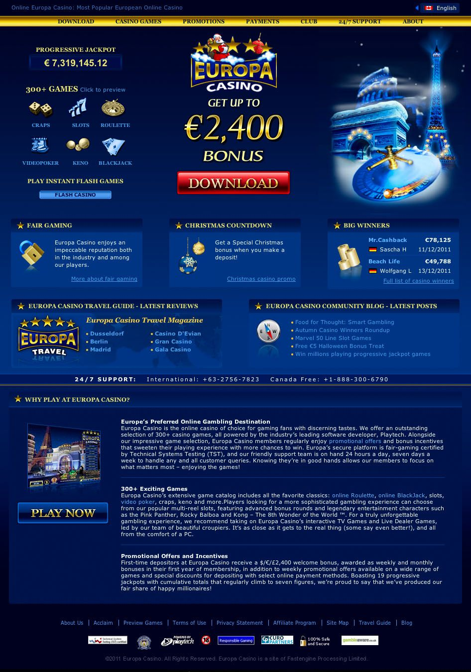 mobile online casinos
