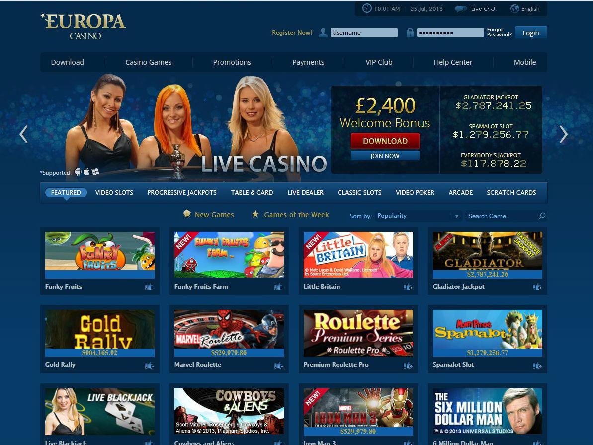 online casino australia review