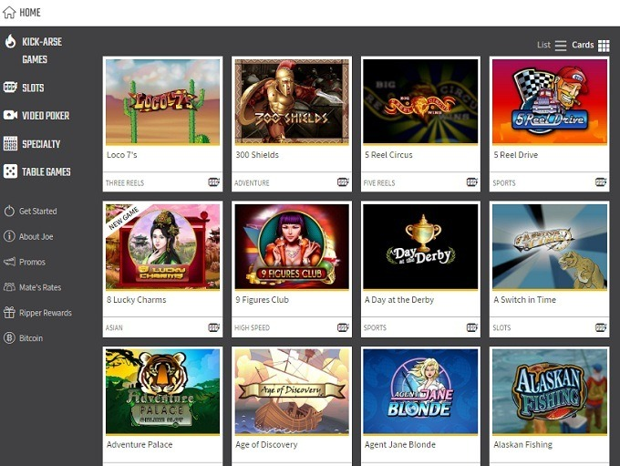 Joe Fortune Casino Review – Is this Aussie Casino a Scam?