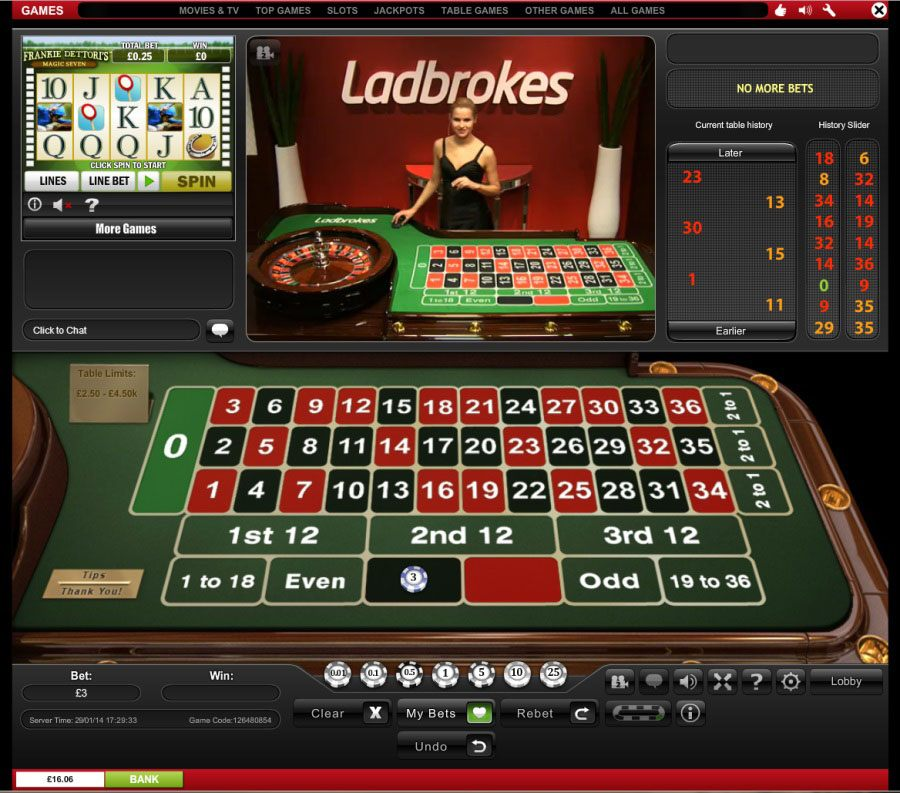 Casino ladbrokes online roulette game casino buyers