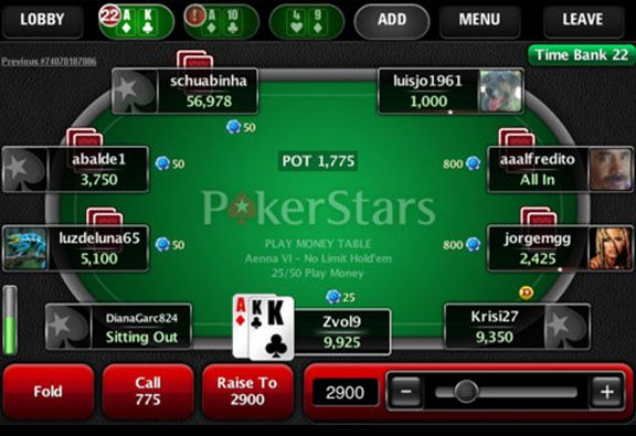 Pokerstars.Com Software