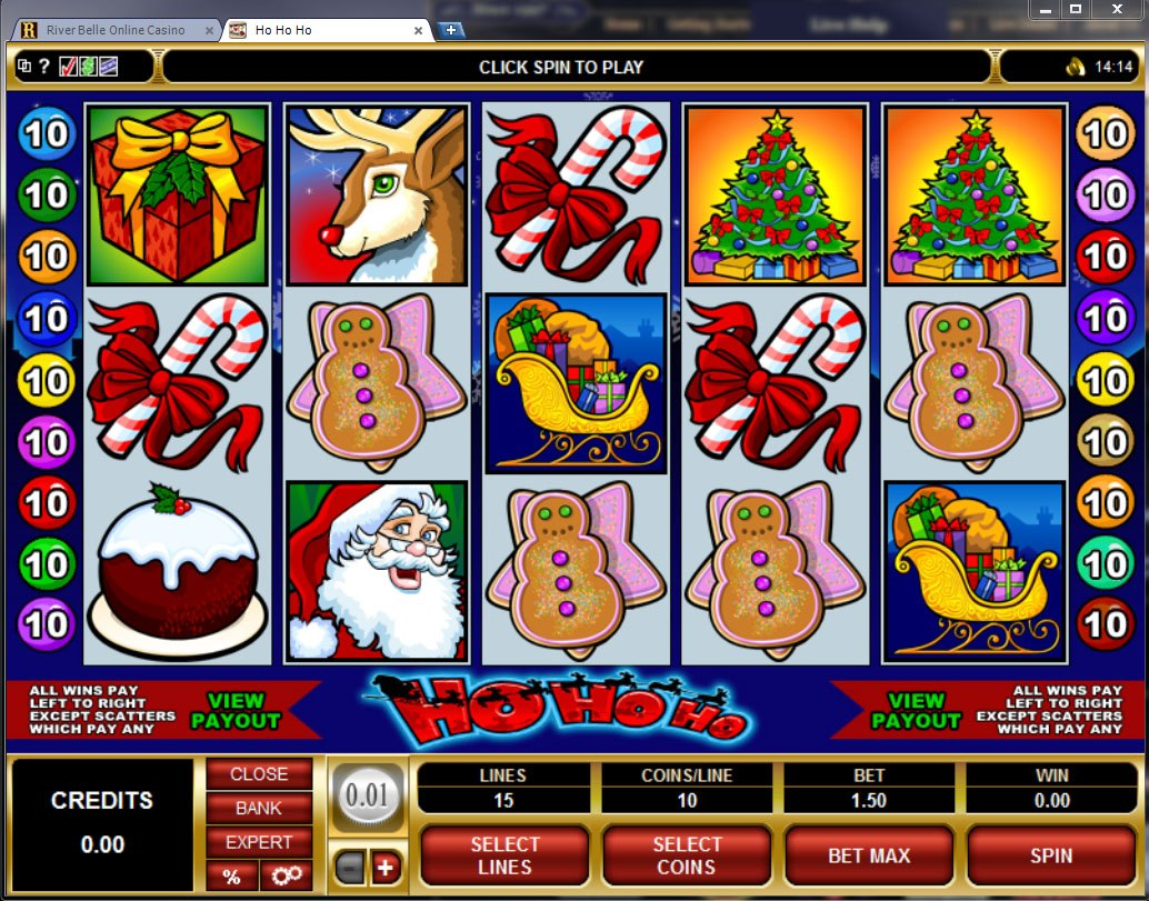 River Belle Casino Review – Get $800 FREE
