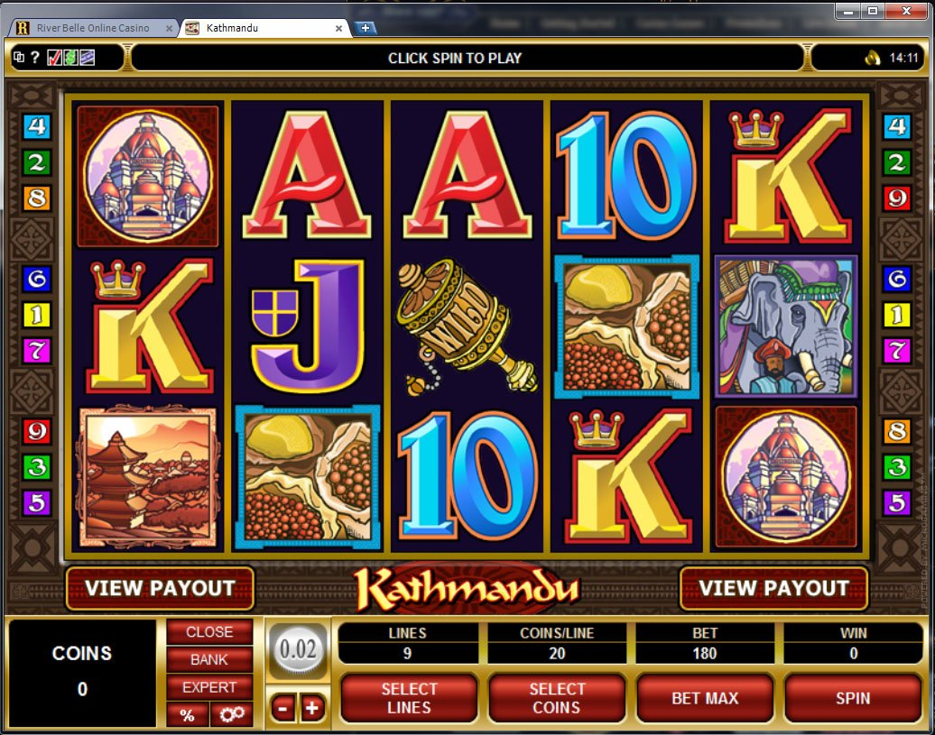 Lucky lands slots