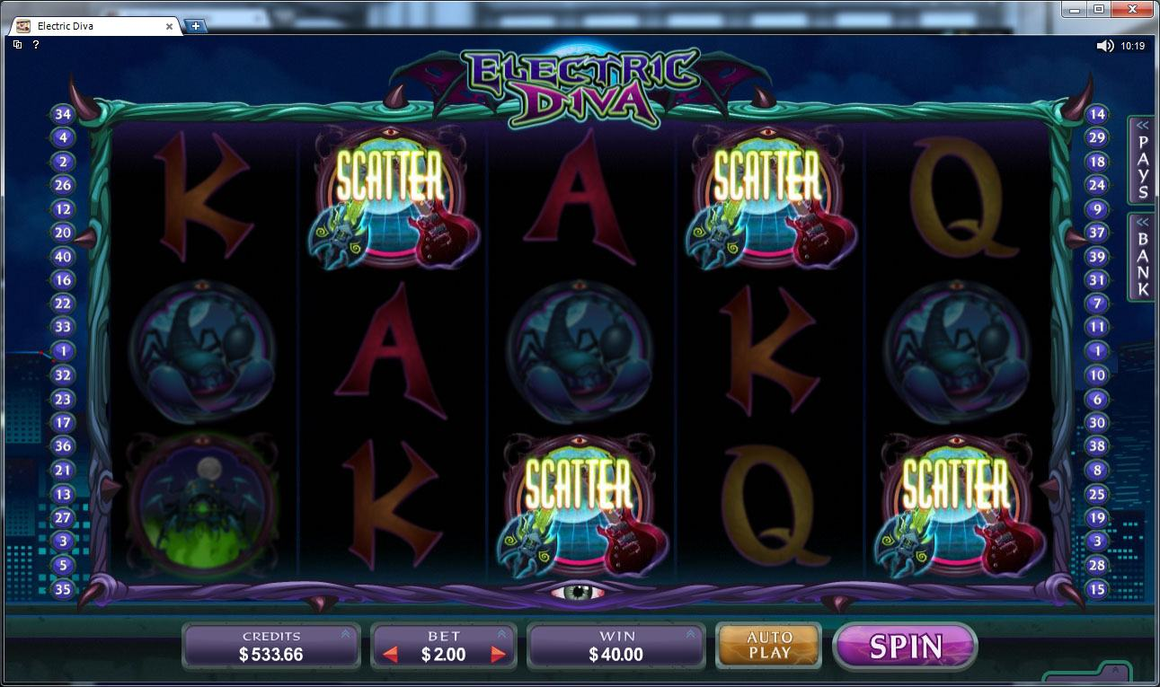 spin palace banking