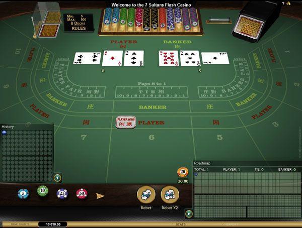 7sultans Flash Casino