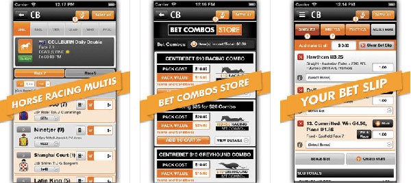 centrebet free betting