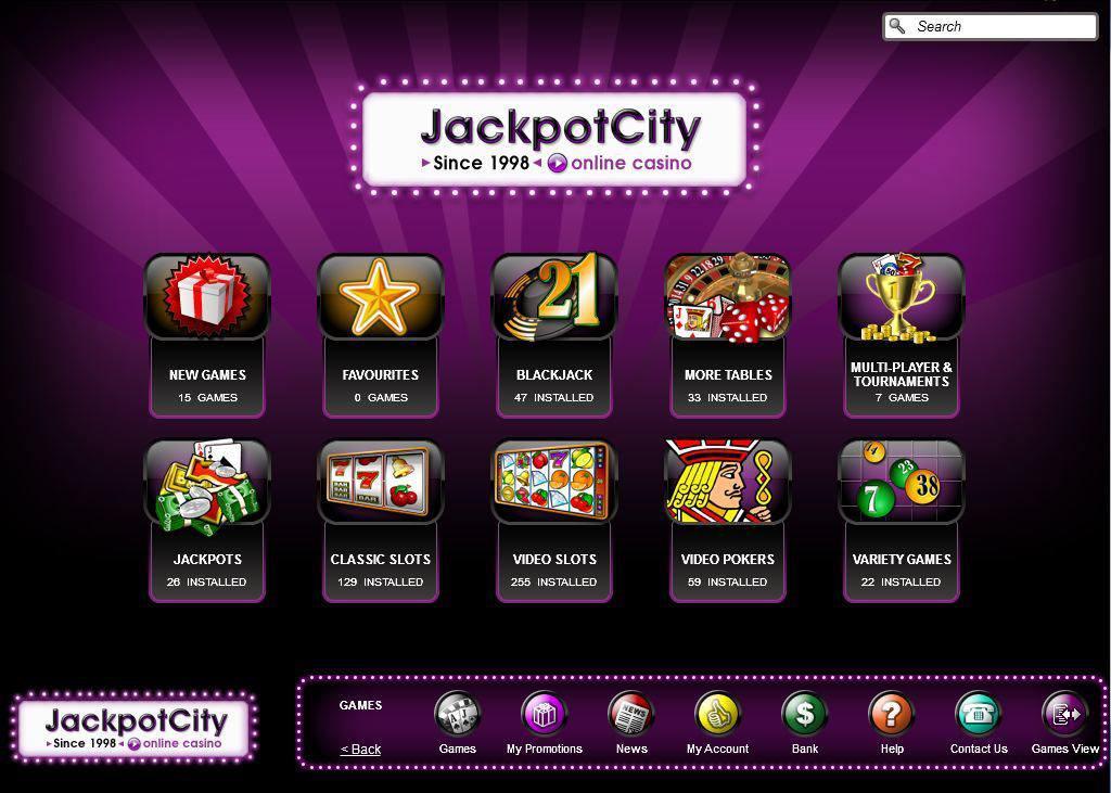 официальный сайт джекпот сити казино онлайн