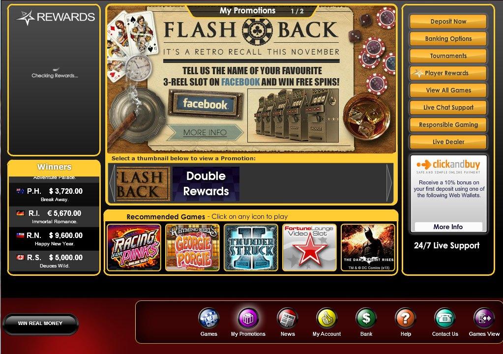Royal Vegas Review