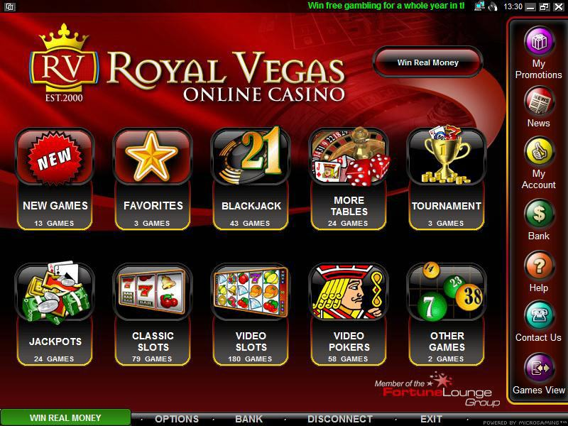 Royal Vegas Review